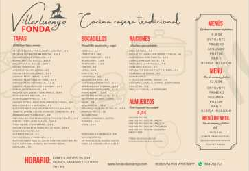 Bar Fonda Villarluengo