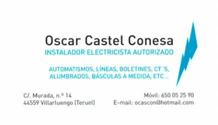Oscar Castel