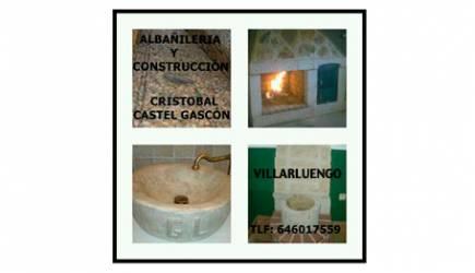 Albañilería y Construccion Cristóbal Castel