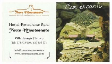 Hostal-Restaurante Torre Montesanto