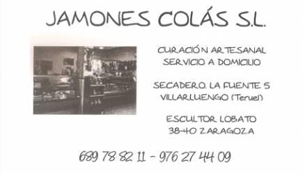 Jamones Colas